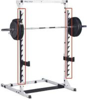 Body Solid - BS Linear Bearing Smith Machine - Gun Rack