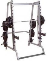 - Body - Solid Series 7 Linear Bearing Smith Machine
