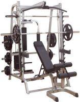 - Body - Solid Series 7 Smith Machine Full Option