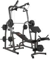 - Hammer Fitness Solid xp halterbank